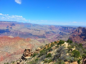 The Grand Canyon - wow!