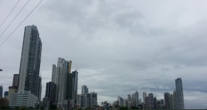 New office buildings in Panama City