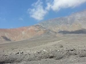 Elsewhere in the Atacama desert
